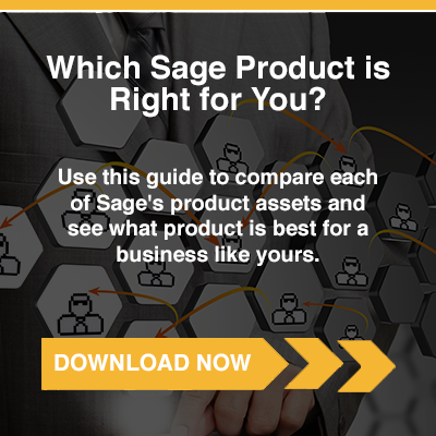 Which Sage Product is Right for You?