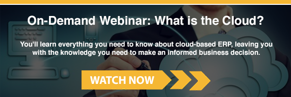 What's the Cloud Webinar