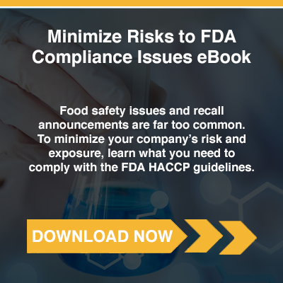 Minimize Risks to FDA Compliance Issues eBook