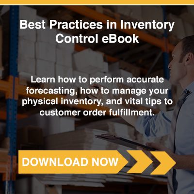 Best Practices in Inventory Control eBook
