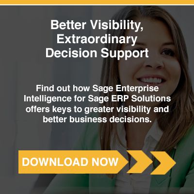 Better Visibility, Extraordinary Decision Support