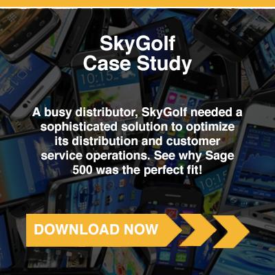 SkyGolf Case Study