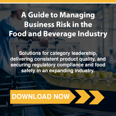 A Guide to Managing Business Risk in the Food & Beverage Industry