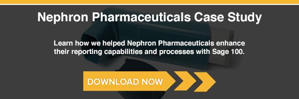 Nephron Pharmaceuticals Case Study