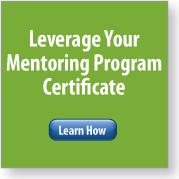 mentoring program manager, mentoring program managers