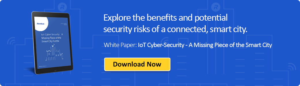 Download IoT Cyber-Security – A Missing Piece of the Smart City Puzzle