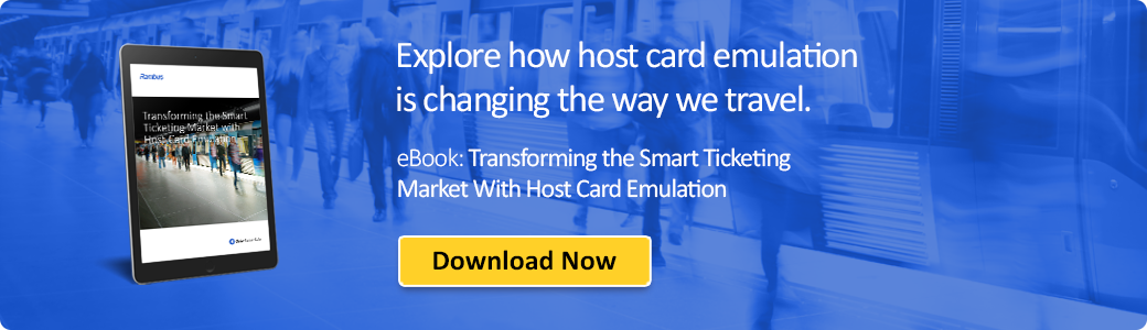 Download Transforming the Smart Ticketing Market with Host Card Emulation