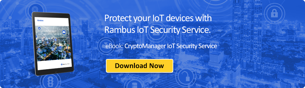 Download CryptoManager IoT Device Management