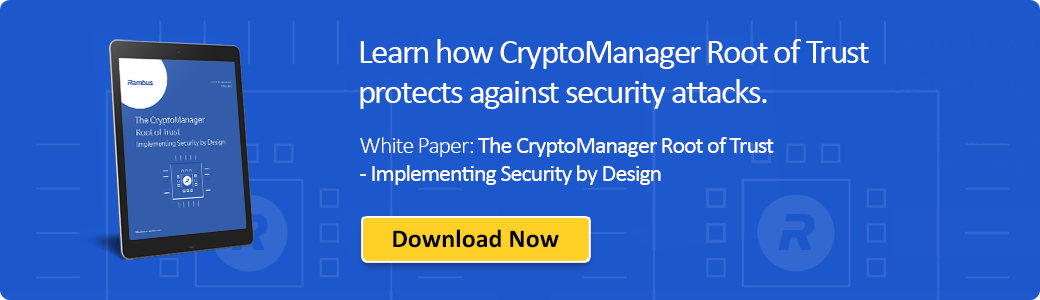 Download CryptoManager Root of Trust - Implementing Security by Design
