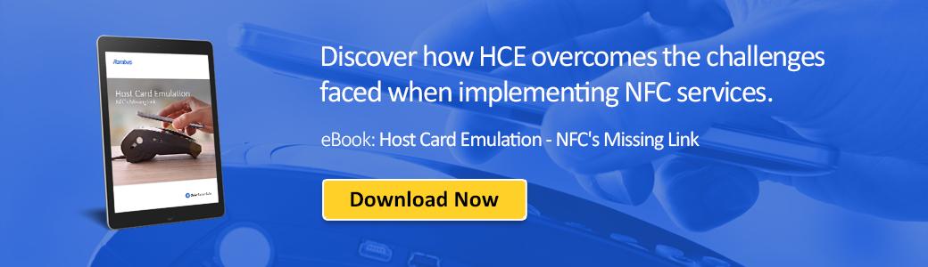 Host Card Emulation NFCs Missing Link