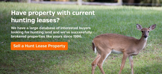 Looking to Sell Your Hunt Lease Property?