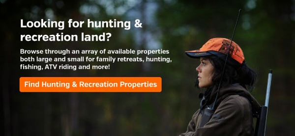 Hunting & Recreation for Sale