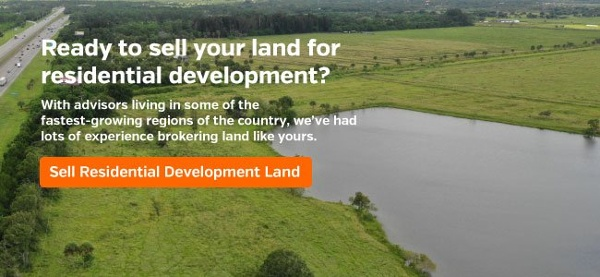 Do You Have Residential Development Property to Sell?