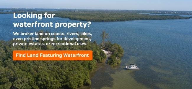 Find Waterfront Properties