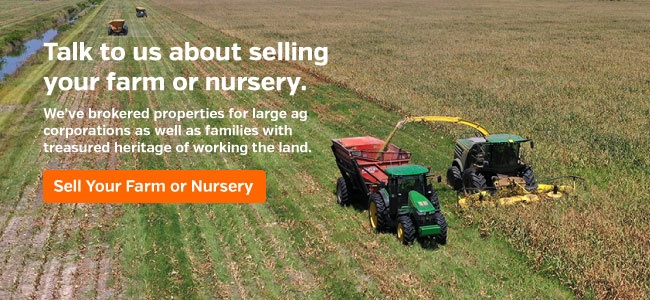 Sell Your Farm or Nursery