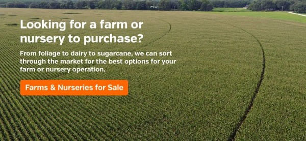 Farms & Nurseries for Sale