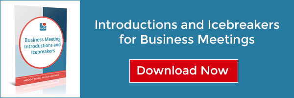 Download Now: Introductions and Icebreakers for Business Meetings