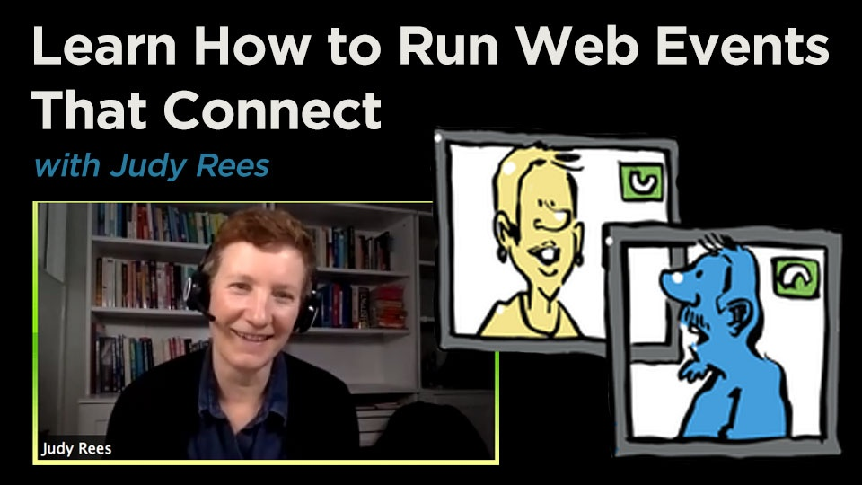 Learn how to run web events that connect