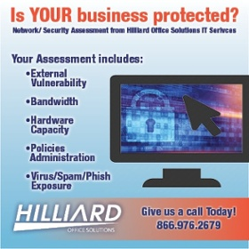 Get Your Network/Security Assessment today!