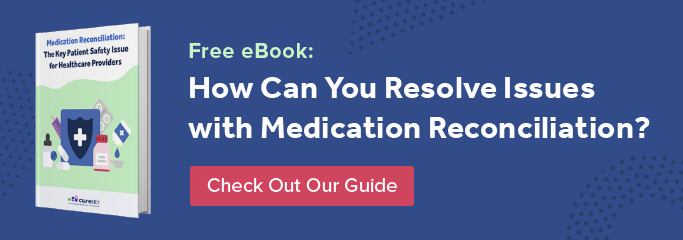eBook: Resolve Medication Reconciliation Issues