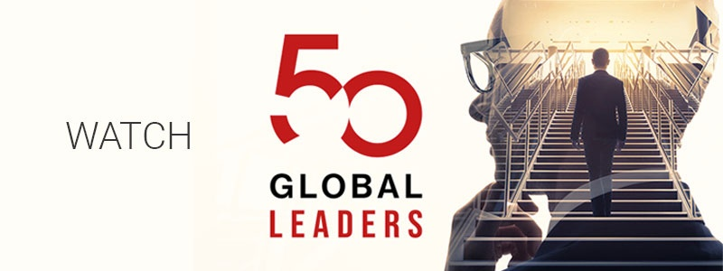 Bloomberg 50 Global Leaders