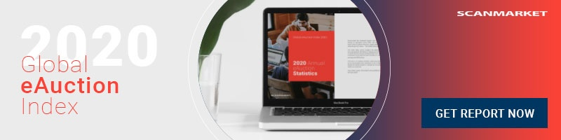 2020 Global eAuction Index