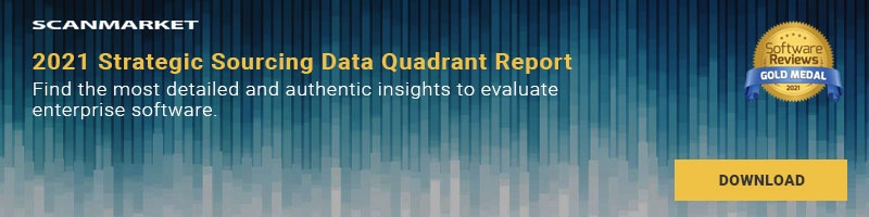 Strategic Sourcing Data Quadrant