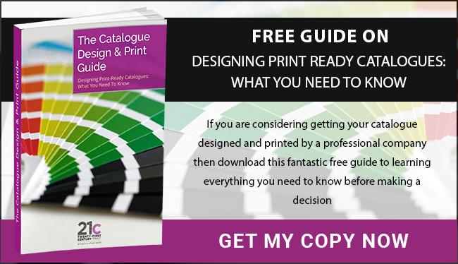 The Catalogue Design & Print Guide