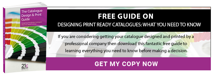 The Catalogue Design & Print Guide