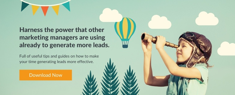 Download our beginners guide to generate more leads