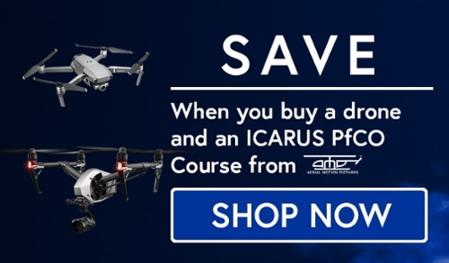 Save when you buy a drone and pfco course