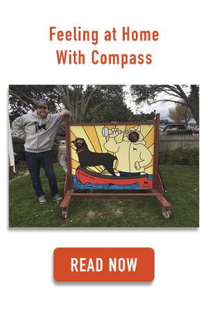 Feeling at home with Compass