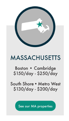 Compass Apartments Massachusetts Daily Pricing