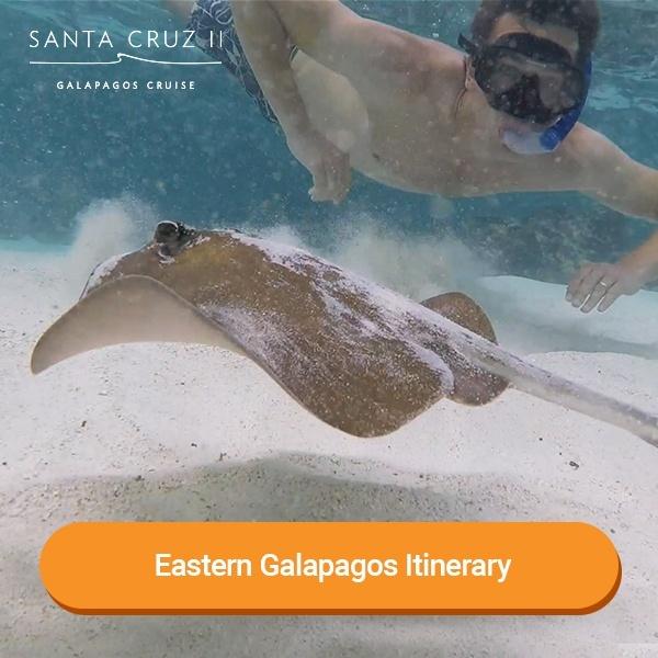 Eastern Galapagos Itinerary - Santa Cruz