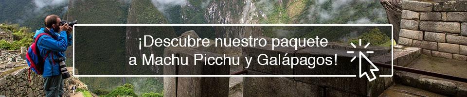 Explora nuestros paquetes a Perú