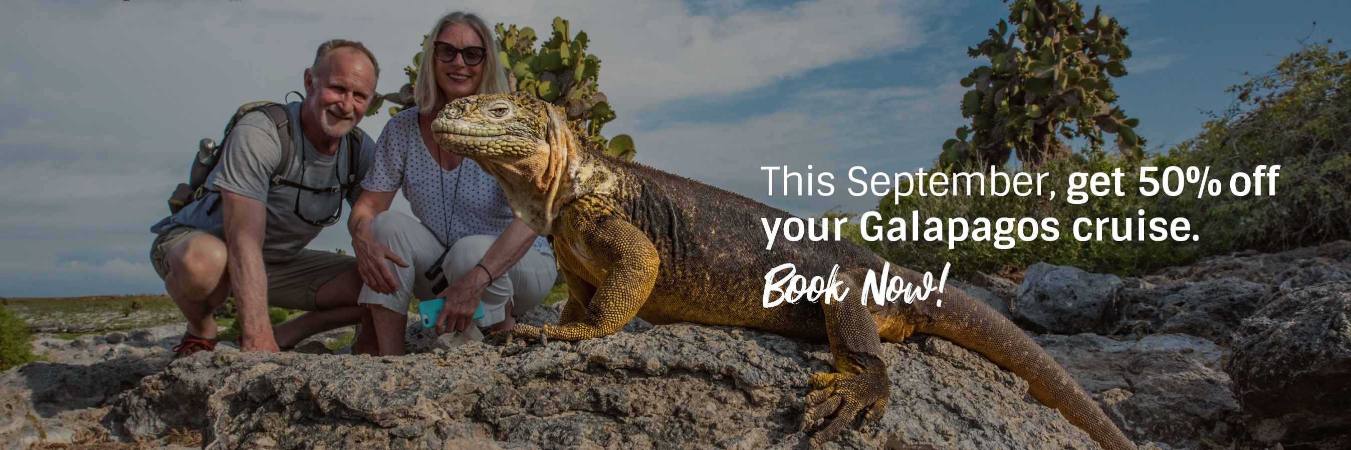 Galapagos last minute special deal september 2019