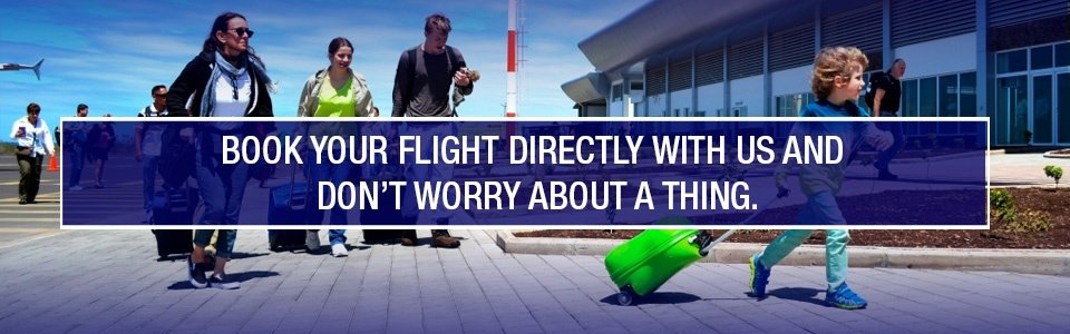 Book your flight with us