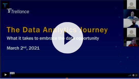 The Data Analytics Journey Webinar