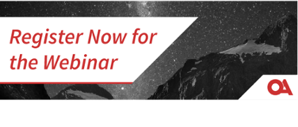 Register Now for the Webinar with Vantedge