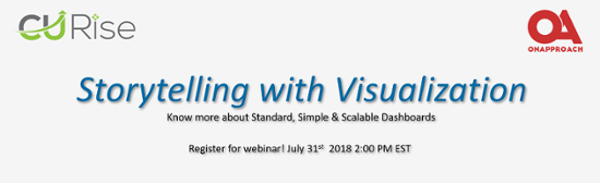 Storytelling with Visualization: Know more about standard, simple, and scalable dashboards