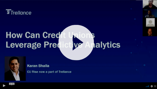 How Credit Unions can Leverage Predictive Analytics Webinar