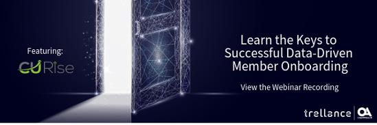 Learn the Keys to Successful Data-Driven Member Onboarding - Webinar Recording
