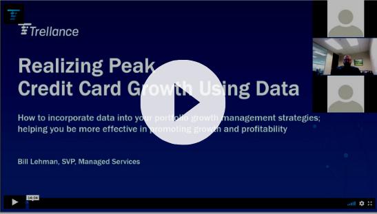 Realizing Peak Credit Card Growth Webinar