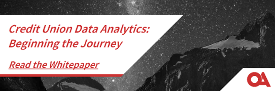 Credit Union Data Analytics: Beginning The Journey Whitepaper