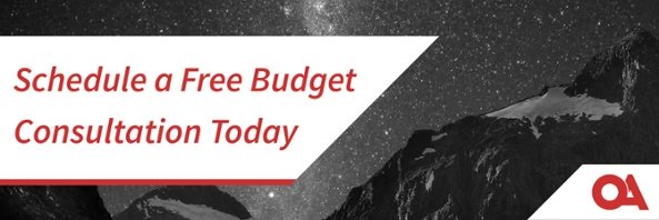 Schedule a Free Budget Consultation Today for Analytics