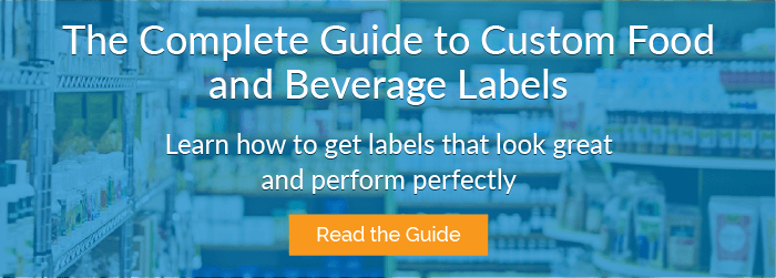 Read the Guide: The Complete Guide to Custom Food and Beverage Labels