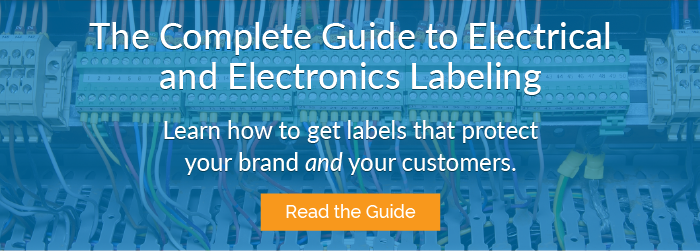 The Complete Guide to Electrical and Electronics Labeling