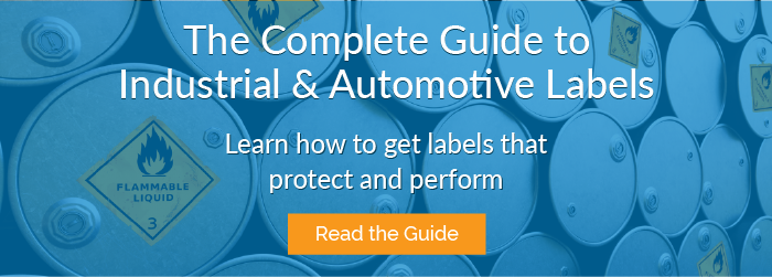 The Complete Guide to Industrial and Automotive Labels - Read the Guide