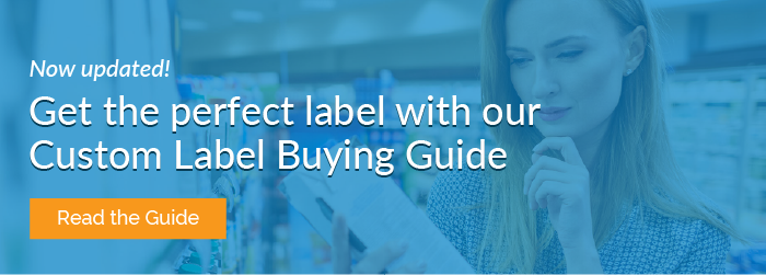 Read our Custom Label Buying Guide