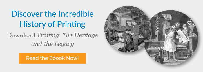 Discover the Incredible History of Printing